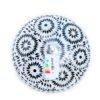 Plafondlamp mozaiek zwart & wit - Lifestyle Trading