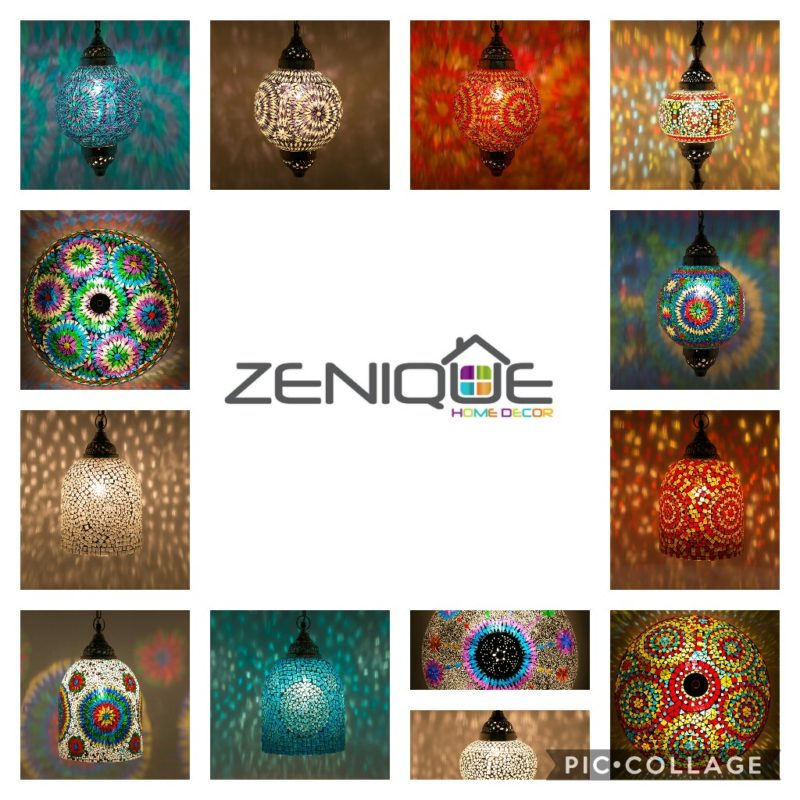 Lifestyle Trading is een groothandel in mozaïek lampen, groothandel in oosterse lampen en groothandel in Turkse lampen.