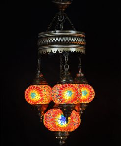 Orientalische Lampe Multi