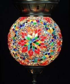 Turkse hanglamp Multicolour