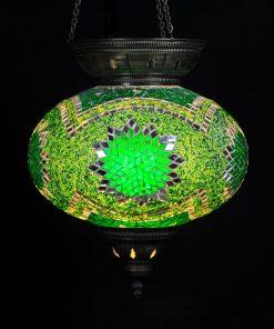 Turkse hanglamp groen - Lifestyle Trading